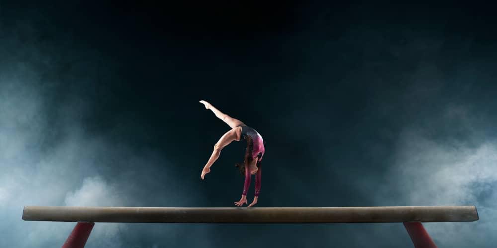 gymnastics bets