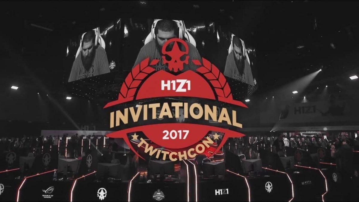 h1z1 invitational 2017 wetten