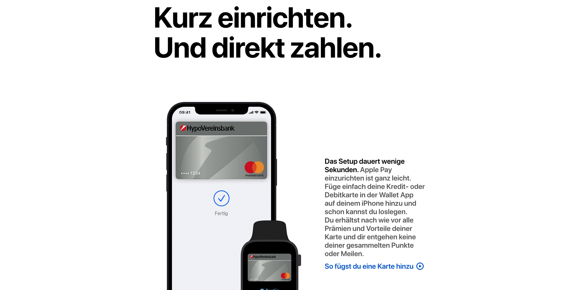 apple pay funktion