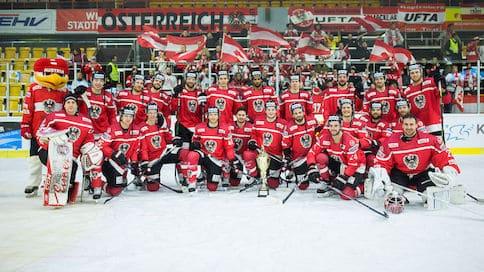 eishockey österreich